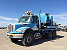 Altec HD35A-14, Pressure Digger, rear mounted on, 2004 Freightliner M2 112 6x6 Cab & Chassis