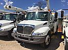 Altec L36A, Over-Center Bucket Truck center mounted on 2005 International 4300 Utility Truck