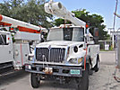 Altec L42A, Over-Center Bucket Truck, center mounted on, 2003 International 7300 4x4 Utility Truck