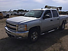 Altec L42A, Over-Center Bucket Truck center mounted on 2008 International 4200 4x4 Utility Truck