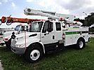 Altec L42A, Over-Center Bucket Truck center mounted on 2008 International 4300 Utility Truck