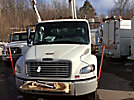 Altec L42P, Over-Center Bucket Truck, center mounted on, 2007 Freightliner M2-106 Utility Truck