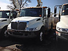 Altec TA40, Articulating & Telescopic Bucket Truck, mounted behind cab on, 2003 International 4300 Utility Truck