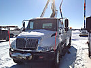 Altec TA40, Articulating & Telescopic Bucket Truck, mounted behind cab on, 2007 International 4300 Utility Truck