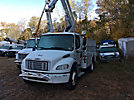 Altec TA40, Articulating & Telescopic Bucket Truck mounted behind cab on 2005 Freightliner M2 106 Utility Truck