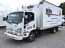Altec TA40, Articulating & Telescopic Bucket Truck mounted behind cab on 2009 International 4300 Utility Truck