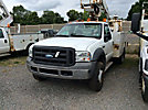 Altec _________________, mounted behind cab on, 2005 Ford F450 Service Truck