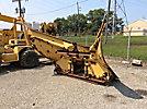 Baker 263 AV Snow Plow attachment, s/n 165