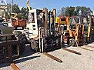 Baker B80-PD Pneumatic Tired Forklift