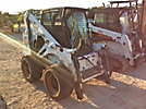 Bobcat 873 Solid Tired Skid Steer Loader