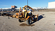 Brush Bandit 200+ Chipper Parts, trailer mtd