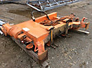 Cascade 50C, 8,250 lbs Hydraulic Knuckle Boom Crane, s/n C0788, dual controls, boom winch & 2 hyd outriggers (umounted)