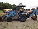 Case 580 Super K Tractor Loader Extendahoe, Zanetti magneti ESB 65