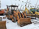 Case 580 Super M Series 2 4x4 Tractor Loader Extendahoe
