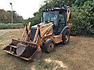 Case 580M Tractor Loader Extendahoe