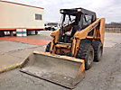 Case Rubber Tired Skid Steer Loader, 70XT