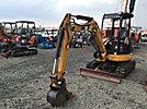 Caterpillar 303CR Mini Hydraulic Excavator,
