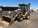 Caterpillar 420D 4x4 Tractor Loader Extendahoe