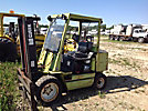 Clark GPS25MB Solid Tired Forklift
