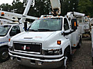 ETI ETC35S-NT, Articulating & Telescopic Non-Insulated Bucket Truck mounted behind cab on 2007 GMC C5500 Service Truck