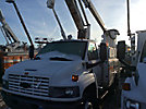 ETI ETT29-SNT, Articulating & Telescopic Non-Insulated Bucket Truck mounted behind cab on 2006 Chevrolet C5500 Service Truck