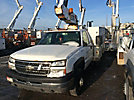 ETI ETT29-SNT, Telescopic Non-Insulated Bucket Truck mounted behind cab on 2005 Chevrolet C3500 Service Truck