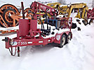 EZ Hauler 2500 Series 2 Back Yard Mini Digger Derrick