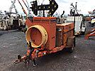 Fenex Portable Underground Manhole System, Kubota diesel, trailer mtd