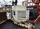 Fenex Portable Underground Manhole System, gas, trailer mtd