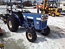 Ford 335 Rubber Tired Utility Tractor