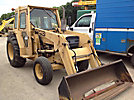 Ford 345C Utility Tractor Loader