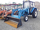 Ford 4630 Utility Tractor