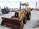 Ford 555 Utility Tractor Loader Backhoe