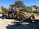 Ford 555C Tractor Loader Extendahoe
