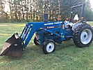 Ford BS414C Utility Tractor