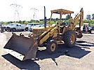 Ford Tractor Loader Backhoe
