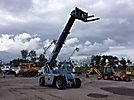 "Gradall 542-3S, 15,000# cap. Pneumatic Tired Telescopic Forklift, _______, diesel, shuttle, with 300"" mast height, telescopic boom & 60"" forks, TOTAL WEIGHT= 19,100#"