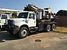 H&T 300, Pressure Digger rear mounted on 1999 International 4900 T/A Carrier