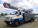 HiRanger 5FC 48, rear mounted on, 2005 GMC C7500 Utility Truck