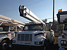 HiRanger 5FI-48-PB1, Bucket Truck, rear mounted on, 1999 International 4700 Utility Truck
