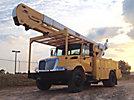 HiRanger 5TC-55MH, Material Handling Bucket rear mounted on 2005 International 4300 Utility Truck