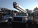 HiRanger 5TD-48PBI, Bucket Truck, rear mounted on, 1998 Chevrolet C7500 Utility Truck