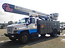 HiRanger FC48, mounted behind cab on, 2005 GMC C7500 Utility Truck