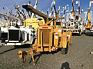 Highway HCBMS, Pressure Digger, rear mounted on, 1995 International 4800 4x4 Flatbed Truck