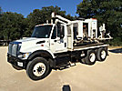 Highway HH, Pressure Digger rear mounted on 2003 International 7400 T/A Carrier