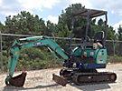 IHI 15NX2 Mini Hydraulic Excavator