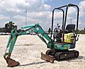 IHI 9X Mini Hydraulic Excavator