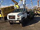 IMT 11/76-K3, Knuckleboom Crane , 2005 GMC C8500 Flatbed Truck