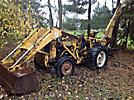 International 3141 Tractor Loader Backhoe