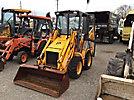 JCB 208S Minimaster Mini Tractor Loader Backhoe